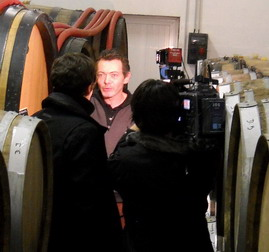 Champagne - Vins Clairs 2009 - Tasting - France 3 TV