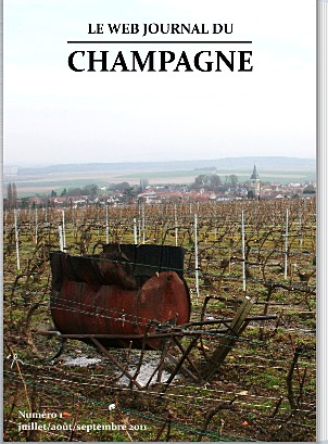 Le Web Journal du Champagne