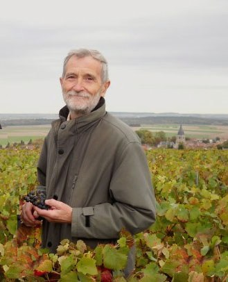 Jacques Mell - Biodynamie Conseil -Reims - Champagne