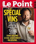 Le Point Sp�cial Vins - Jacques Dupont - Avocat du Vin - French Wine Civilisation Advocate