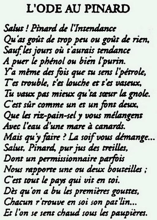 1915 Pinard Ode 3)
