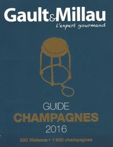 Gault Millau 2016 couverture Fin Fin